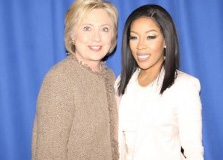 Love and Hip Hop: Atlanta star K. Michelle, a FAMU graduate, endorses Democratic presidential  candidate Hillary Clinton.