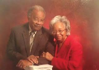 Mary and Willie Roberts, family of the month