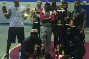 Hoops of Fire Basketball Tournament meshes brotherhood and camaraderie