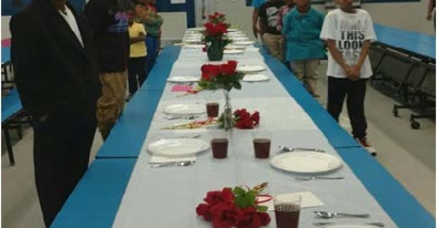 Mothers honored at Saturday success academy