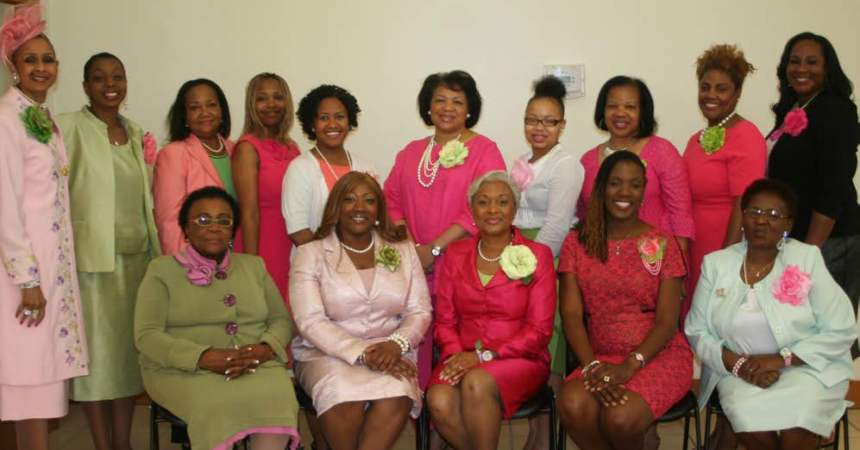 Sorority provides scholarships to 17  outstanding students in Tallahassee