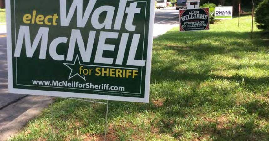 Small-town political campaigning comes with big price tag