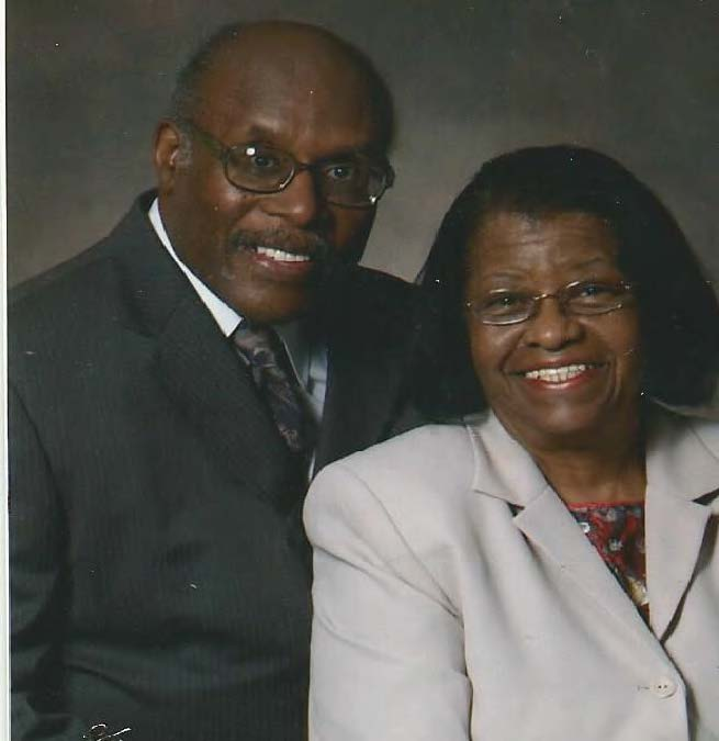 Cynthia and Lawrence Carter
