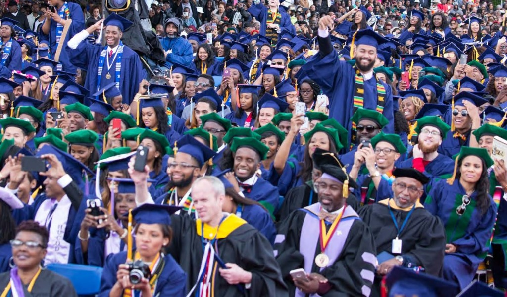 Howard Commencement 2016 PHOTO: Cheriss May/Howard University News Service