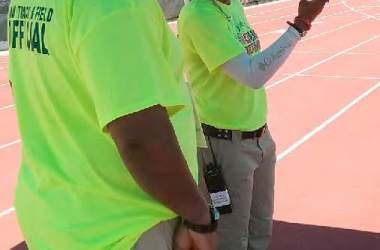 Track and field is more than a competition for Simses