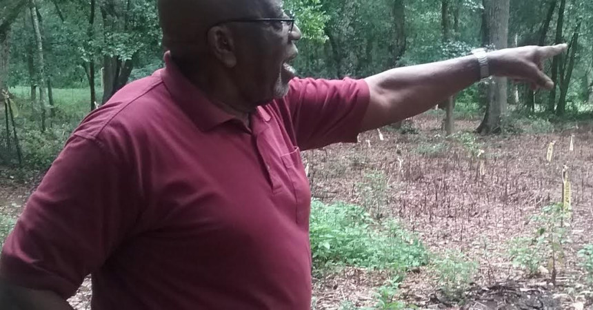 Effort underway to restore historic Black cemetery