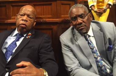 Democrats stage 26-hour sit-in
