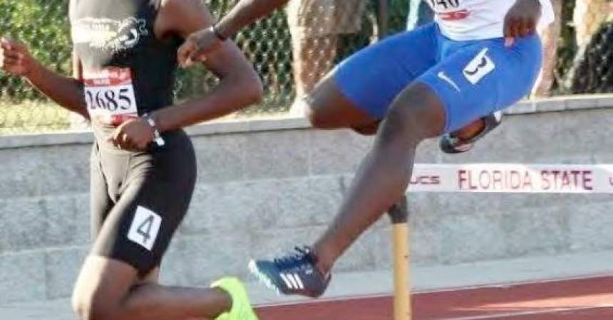 Zoom track team leads local qualifiers for AAU Junior Olympics