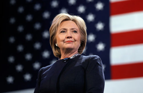 Democratic presidential nominee Hillary Clinton is gaining support from independent voters. A poll released this past Monday shows Clinton holing a four-point lead over Republican Donald Trump in Florida's high-stakes race. Photo courtesy Clinton campaign