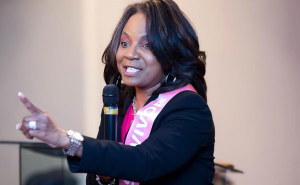 Towanda Davis, founder, a 6-year breast cancer survivor