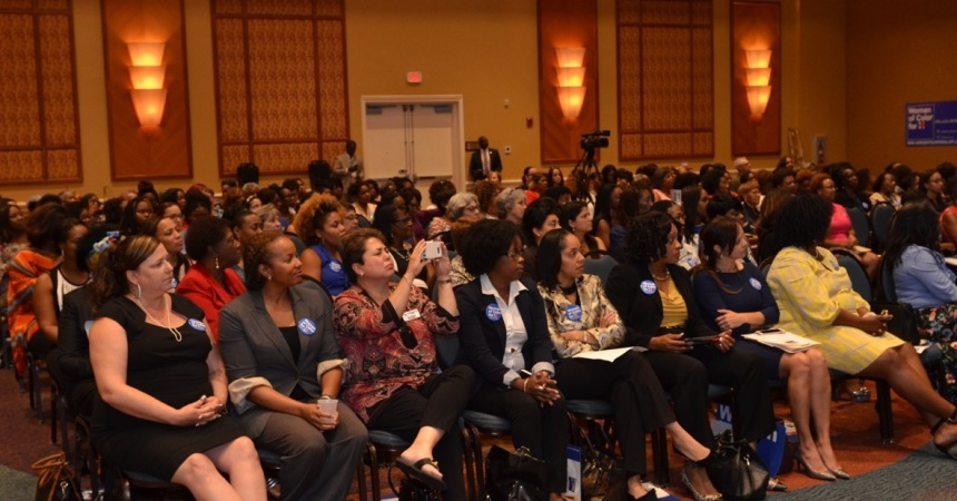 Grassroots movement takes Orlando by storm, under mantle of women of color for Hillary
