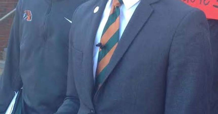 Bruno, Harrison want to do plenty in short time as SGA leaders at FAMU