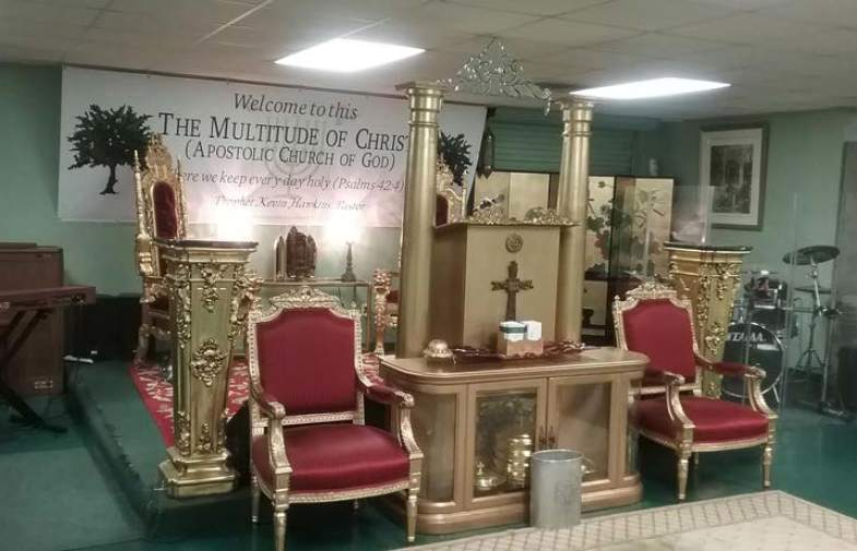 Congregation finds  home at The Multitude of Christ Church