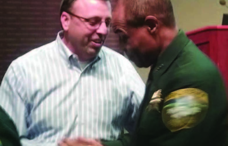 McNeil brings optimism to sheriff's office