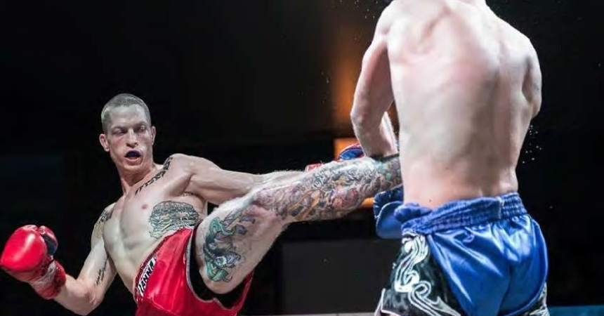 Competition in Thailand gives Miller fresh start to martial arts career