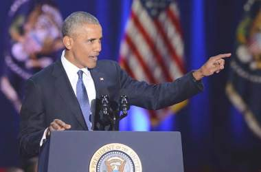 Yes We Did: President Obama delivers long goodbye