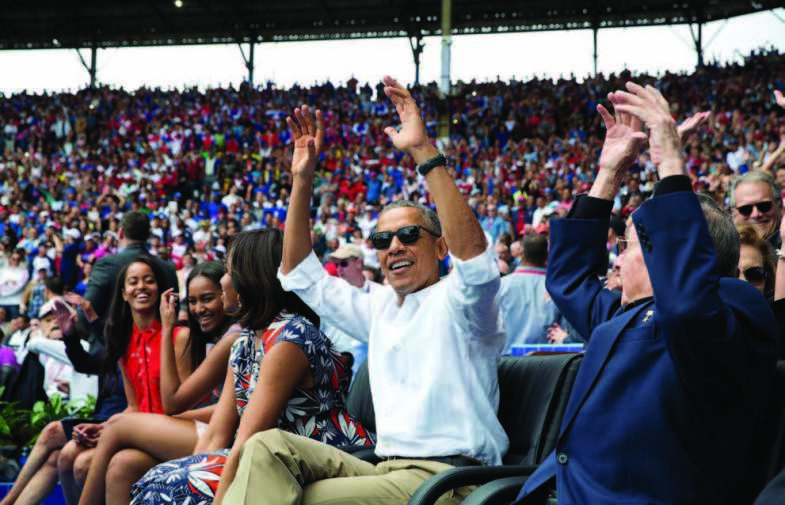 Despite Obama's efforts, American-Cuban relations remain a mystery under Trump