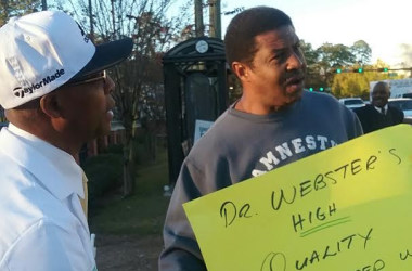 Webster: Racism at heart of TMH investigation