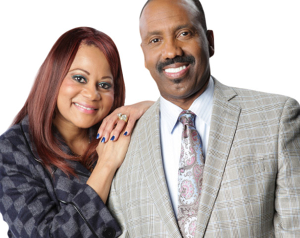 Dr. Beverly Jackson (left) and Bishop Wayne T. Jackson, are the co-founders of The Impact Network, the fastest growing African American-owned and operated independent Christian television network in the U.S.  Photo courtesy of NNPA/The Impact Network