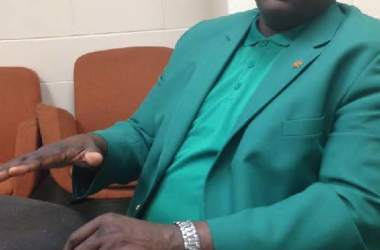 AD Overton steps up fundraising for FAMU athletics