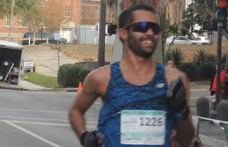 Runner defies doctors' prognosis, scores marathon win