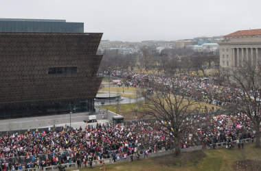 Women's March inspires millions to demand justice in the Trump era