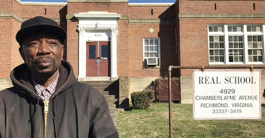 Contractor hopes vacant school building  can teach students new lessons