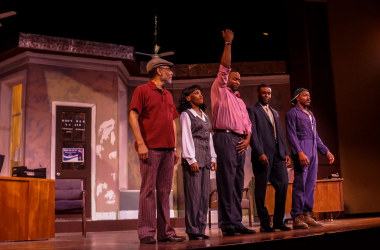Stage play brings redevelopment issue into focus