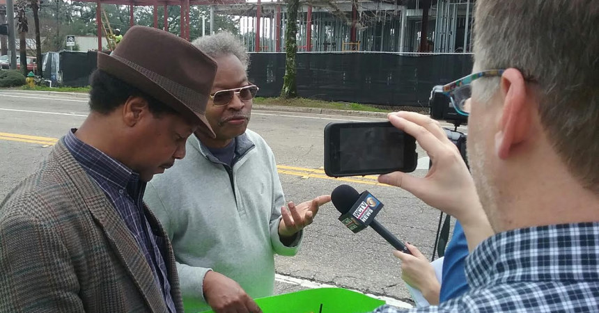 Proctor calls for investigation of chemical clean up at health center site