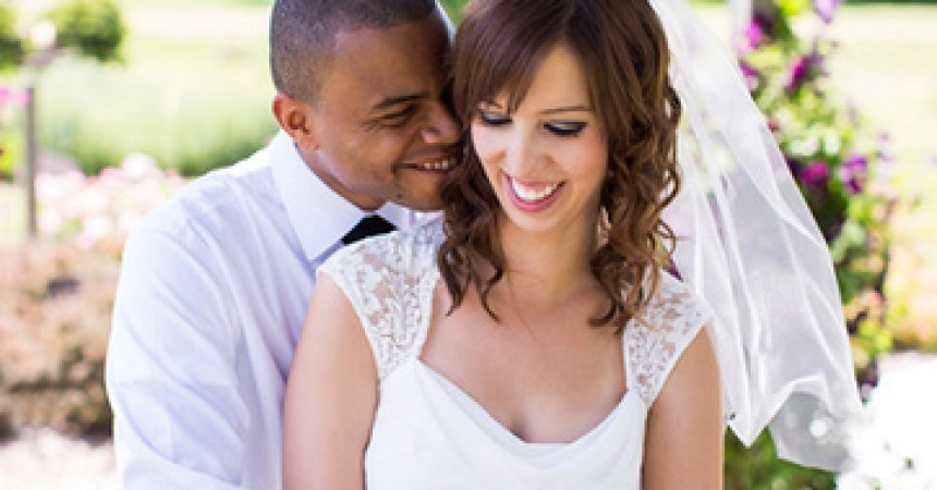 Why do African American men marry outside of their race?
