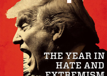 Hate groups increase for second consecutive year as Trump electrifies radical right
