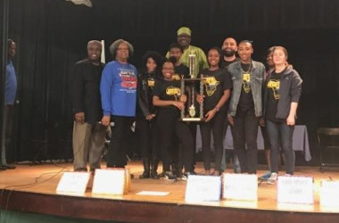 2017 Annual Black History Brain Bowl competition