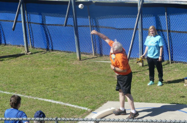 Seniors defy age in show of competitive spirit
