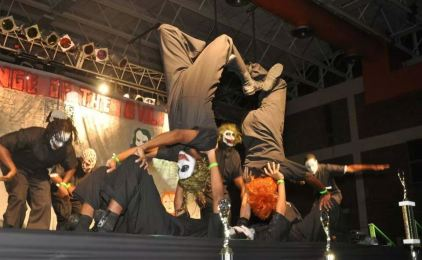 Ballinger Productions & Entertainment attracts hundreds to one of the biggest Greek Step Shows in Tallahassee!