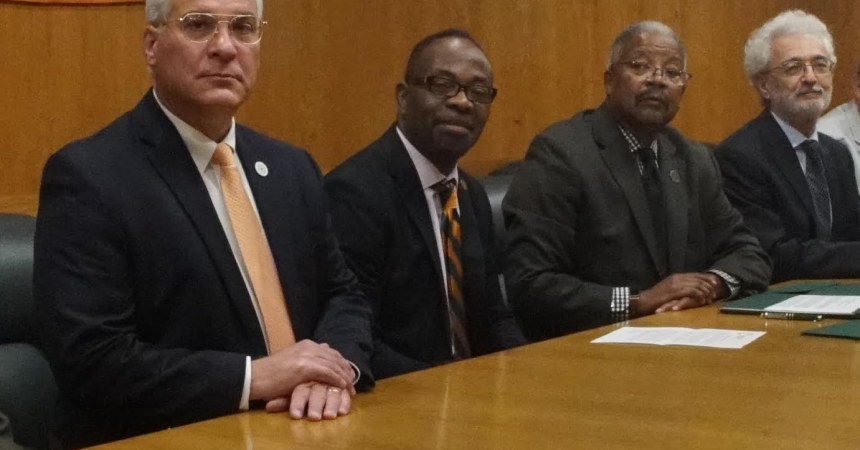US 1st Biopolus sustainability agreement signed by FAMU researchers