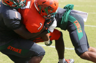 Spring game heats up competition for starting QB job at FAMU