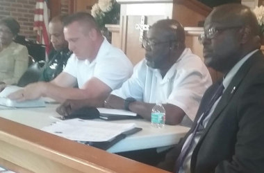Sheriff McNeil calls on  churches, community to step up push to assist ex-felons' return