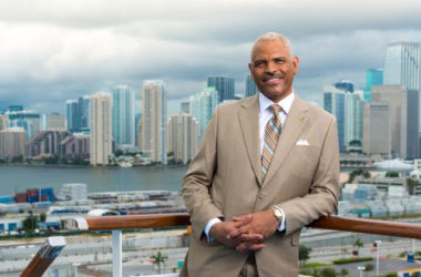Carnival Corporation CEO  Arnold Donald tops list of  global minority business leaders
