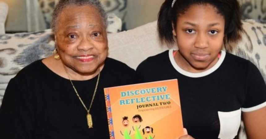 90-year-old educator says saving Black girls at the core of her mentorship program