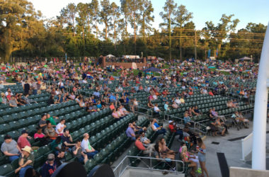 Summer music series brings out enthusiastic crowd