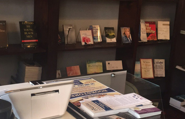 Pastor: Church opens book store to promote literacy