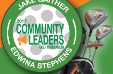 Twenty -Seventeen  Jake Gaither and Edwina Stephens community leaders golf tournament