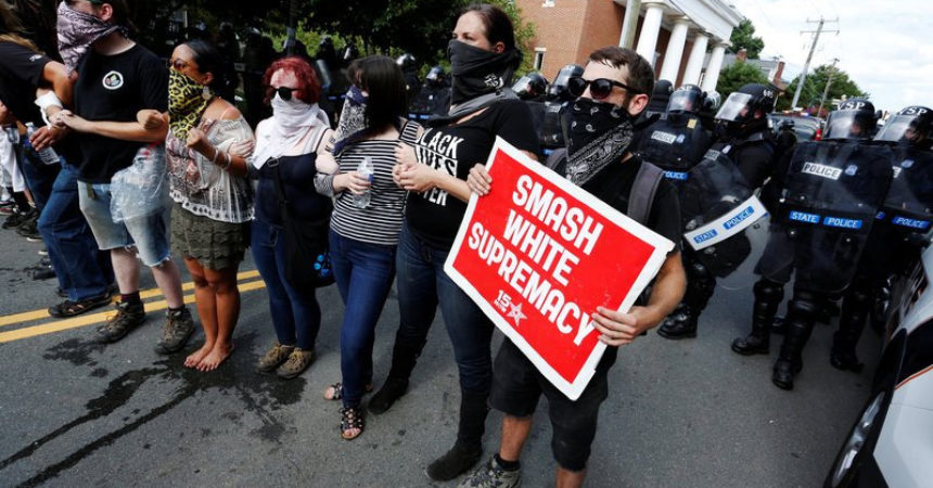 Woman killed at White Nationalist rally in Virginia