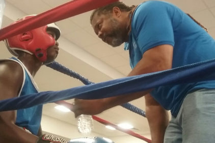 Local boxing clubs shine in amateur boxing tournament