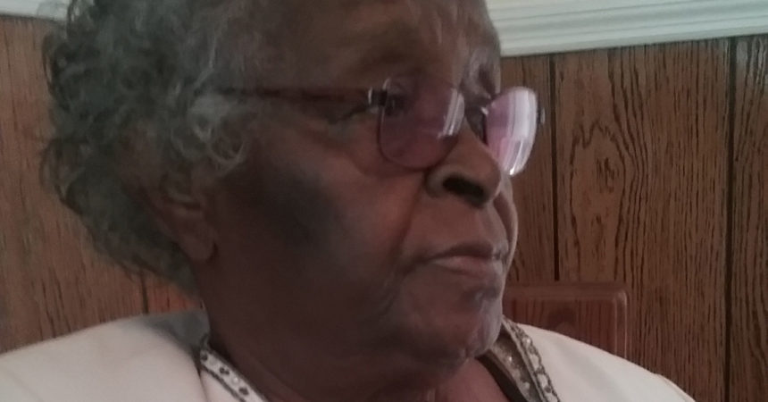 Annie Mae Johnson finds her passion in feeding the needy