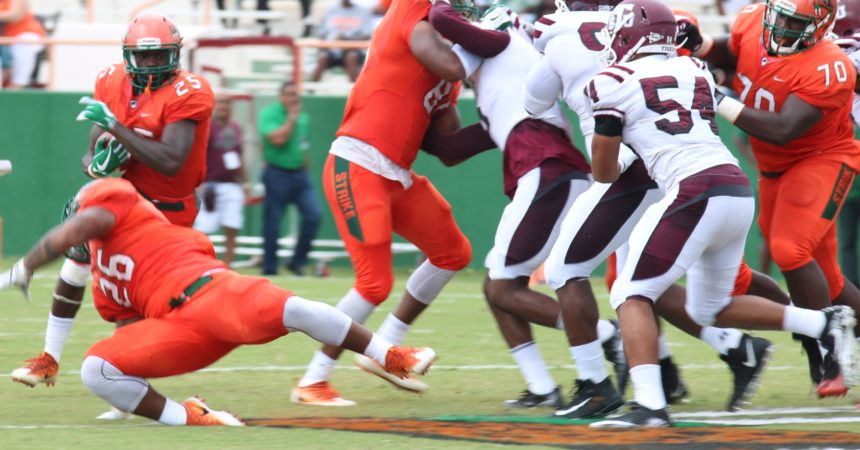 Rattlers look to Arkansas after opening season with victory over Texas Southern