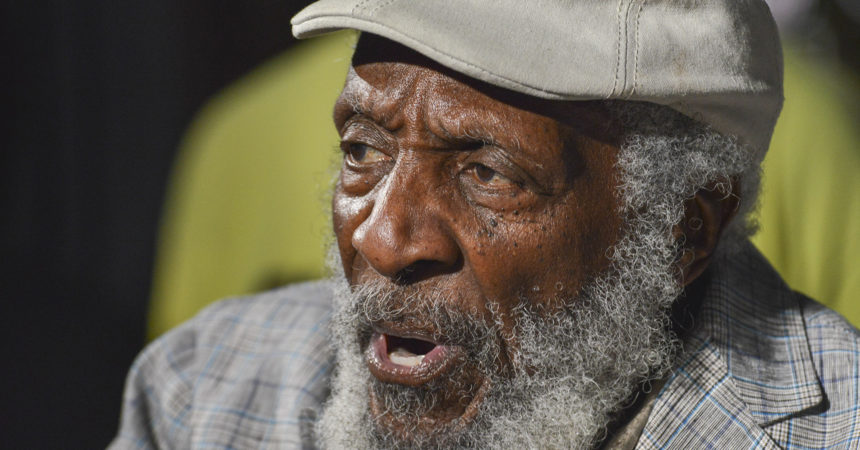 The NNPA mourns the loss of Dick Gregory