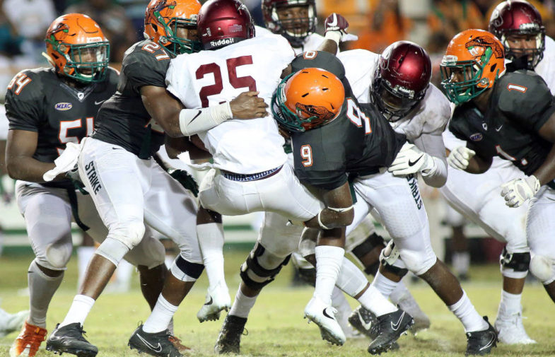 Loss to Central leaves Rattlers frustrated