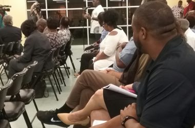 McNeil, community leaders want more action; not talk to help solve crime