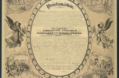 Emancipation Day was Jan. 1: We must never  forget the sacrifice and the triumph
